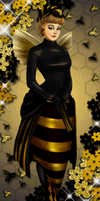 Vintage Bee by divachix