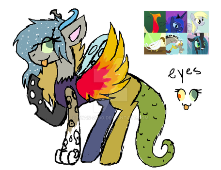 MLP Crack Ship Adoptables (Auction) #7 CLOSED by Nyan-Adopts-2000