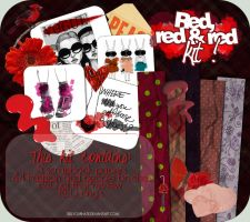 Red red red KIT by sellyourhate
