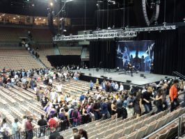 my sister and i went to see Kevin Hart! by heaven101fosho