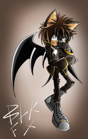 Request: Marve The Bat by RouletteObsidian