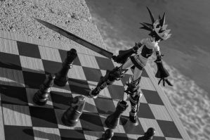 Not just a pawn by Noble-beast-photo