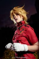 What is it Seras!? by KaniDay