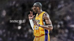Kobe Bryant Wallpaper by lisong24kobe