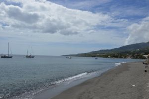 Beach of Saint-Pierre in Matinique 3 by A1Z2E3R