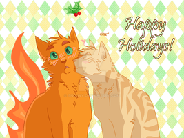 Happy Holidays! by Sno-wy