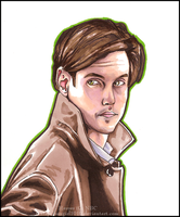 Peter Petrelli by lycanthropeful