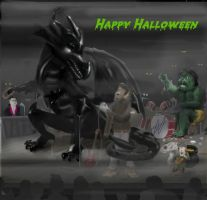Happy Halloween by hyperjet