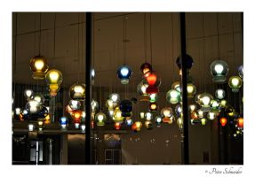 Tripticon of lights by Phototubby