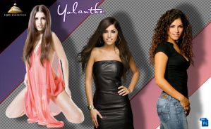 Dutch Actrice Yolanthe by HJR-Designs