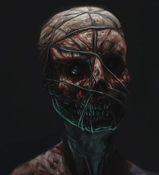 Wirehead by Dystoper