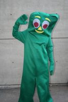 Gumby by Witch-Hunter-87
