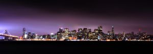 San Francisco from Treasure Island by maxlake2