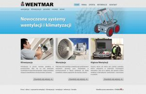 Wentmar web design by michaelblackpl