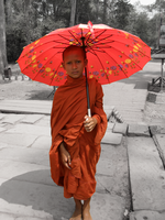 Child Monk by Cypher7523