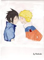 Sasunaru by Lord-Naruto