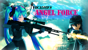 Vocaloid's Angel Force by BlakeJX