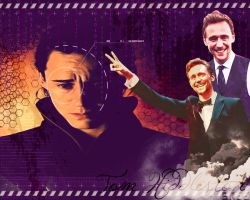 Tom Hiddleston/Loki Wallpaper by NekoBreeBree