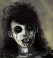 Zom Queen by checkityall