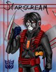 Starscream_Android by TyrineCarver