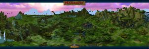 WoW - Nagrand 02 by mchenry