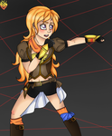 Yang is pretty cool by Amy-Elisee