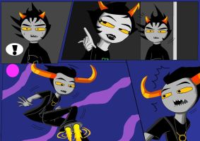 Homestuck troll vs Ancestor pg. 9 by josie900