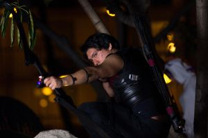 Hawkeye - Midnight Hunter by BertLePhoto