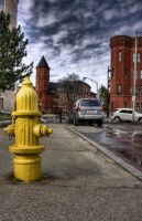 Fire Hydrant by CM-Photo