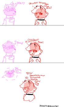 Bad Joke:mini comic by PizzaaTv