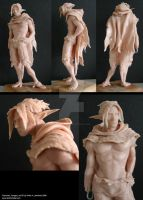 Bryce Sculpt ...More Progress by krazykrista