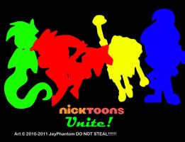 Nicktoons Unite by FirePhantasma