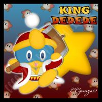 King DeDeDe Chao by CCmoonstar23