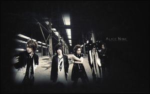 Alice Nine Wallpaper 3 by BeforeIDecay1996
