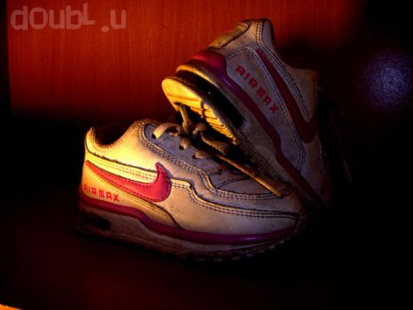 Mini Air Max's by doubL-u