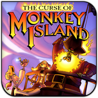 The Curse of Monkey Island by tchiba69