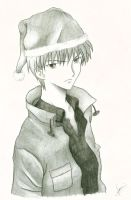 Kyo sohma of Fruit basket by saouif