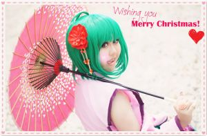 Merry Christmas by itsmejunko