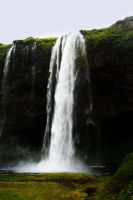 Waterfall II by Lucie-Lilly