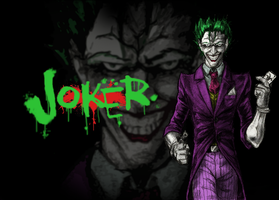 The Joker by Rayluaza