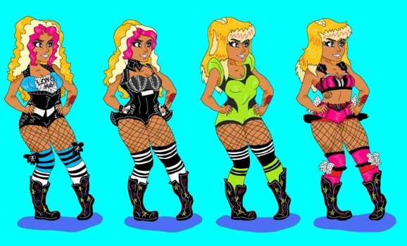 Shauly Guerrero Outfits by ToruKun1