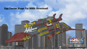 MMD: Egg Carrier stage download by BluexBlur