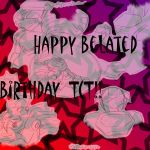TF:Late B-Day for TCT by kiananuva12