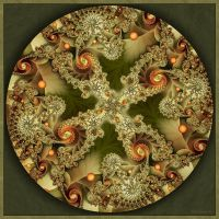 Spinning Autumn by FractalEyes