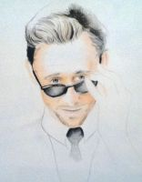 Hiddles Sketch 3 by Jamin95