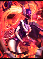 DJ Sona by Tiffany-Tees