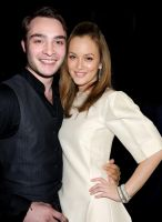 Chuck and Blair smiles by atomicseasoning