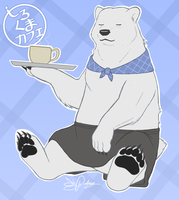 Shirokuma Cafe by Dj-Rodney