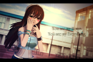 You Are My Everything by LizzyVolti
