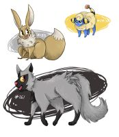 Poke doodles by Jell--O